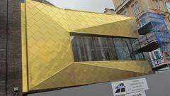 Fancy Fascia On A New Building Spotted In Glasgow Scotland - 1 Of 3 (Kelvin64) Tags: fancy fascia on a new building spotted in glasgow scotland
