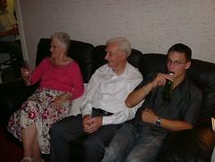 Mam's party 21 (iona.brokenshire) Tags: granda nan
