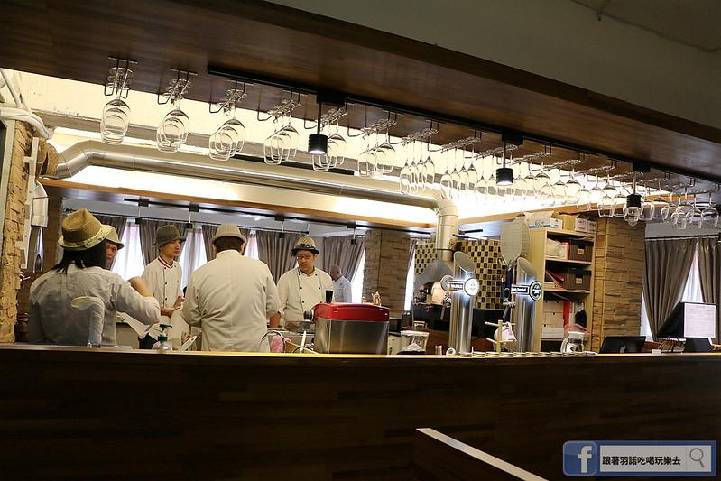 義大利米蘭手工窯烤披薩 台北中山店002