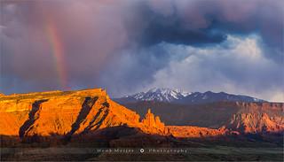 Fisher Towers - Moab - Utah