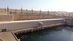 Aswan High Dam (Rckr88) Tags: aswan high dam aswanhighdam egypt africa travel travelling water dams rivers river nileriver nile thenileriver nileriverupperegypt upperegypt upper nubia lake lakes lakenasser nasser damwall