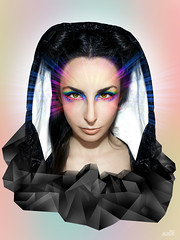 THE LOOK OF COLOUR (KIKO ALCAZAR PHOTO) Tags: kikoalcazar cats cat interior metropolis golden gold gente digitalart popart art photo space colour boy pink man surrealista music cover cd ilustración ghost theater stage playacting poster fashion vogue model girl