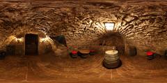 Weinkeller (360 x 180) (diwan) Tags: germany deutschland sachsenanhalt saxonyanhalt harz hedersleben klosterhedersleben weinkeller indoor roundabout equirectangular spivpano 360° circularpatternrectified panoramix panorama stitch ptgui view google nikcollection plugins viveza2 fisheye canonef15mmf28fisheye canoneos5dmarkiv canon eos 2017 geotagged geo:lon=11247772 geo:lat=51859860