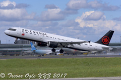 DSC_1348Pwm (T.O. Images) Tags: cgity air canada airbus a321 toronto pearson yyz
