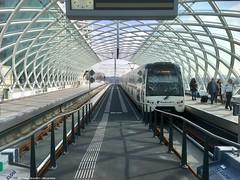 Den Haag Centraal Station (ernstkers) Tags: denhaag station ret metro architecture