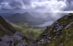 The Silver Lining (J McSporran) Tags: scotland highlands westhighlands northwesthighlands culmor culbeag thefiddler stacpollaidh landscape canon6d ef1635mmf4lisusm