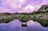 (bhanuprakash.in) Tags: hampi karnataka tourism heritage site ruins vijayanagara kingdom pond kalyani sky lookingup ancient architechture travel history