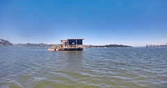 Freedom (Demonizar) Tags: shack floating boathouse houseboat floatinghome home house water sausalito sanfrancisco richardsonbay