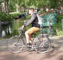2017-06-21 15.11.47 (2) (walterkolkma) Tags: westfiresland fietsen bikes biking netherlands holland landscapes bicycles cycling enkhuizen dijk dike dromedaris koepoort sonyilce6300