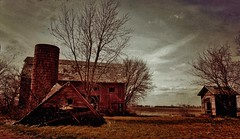 just one more day before I sleep... (BillsExplorations) Tags: decay abandoned abandonedfarm abandonedillinois farm vintage old barnsandfarms barn collapse ruins ruraldecay rural country forgotten memories sleep filter illinois eternalrest wow