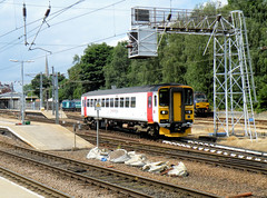 153314 (R~P~M) Tags: train railway multipleunit norfolk england uk unitedkingdom greatbritain 153 sprinter abelliogreateranglia norwich diesel dmu