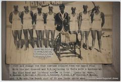 ByronBay Surf Club Team 1929 (RTRL) Tags: byronbay surflifesaving surfclub surflifesavingcarnival