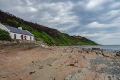 Ballymartin Coast (Philip McErlean) Tags: cliffs coast moraine iceage midlandian cottage mourne codown northern ireland