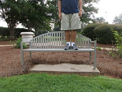 Bench Monday: Whatever Edition (pikespice) Tags: bench benchmonday hbm