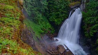 Lady Falls-Strathcona Provincial Park