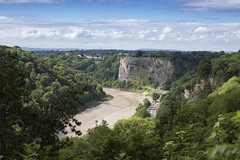 Gorge-eous (Roger.C) Tags: bristol avon avongorge gorge river riveravon view viewpoint valley somerset lovebristol bristol247 water trees woods southwest westcountry high vista climbing nikon d610 tamron 2470mm rocks beauty beautiful stunning spectacular clifton