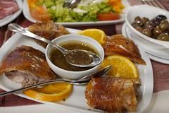 Leitao (lulun & kame) Tags: ヨーロッパ europe portugal 肉類 ポルト ポルトガル portuguesefood meat europeanfood porto lumixg20f17