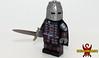 Vampire Slayer (Saber-Scorpion) Tags: lego minifig minifigure minifigures minifigs moc brickarms brickforge knight medieval dawnguard skyrim tesv tesvskyrim theelderscrolls elderscrolls theelderscrollsvskyrim