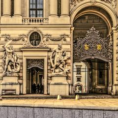 Entrance from the side Kohlmarkt (a7m2) Tags: history austria vienna habsburger emperor building monarchy