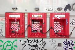 Pure Gewalt (Elbmaedchen) Tags: zerstörung g20 schanzenviertel hamburg haspa geldautomaten summit destruction violence