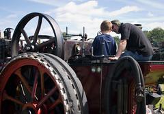 Cheshire steam fair 06 jul 17 (Shaun the grime lover) Tags: cheshire steam fair daresbury warrington halton engine traction