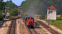 362 887 (maurizio messa) Tags: bahn mau ferrovia nikond90 treni trains railway railroad germania germany br362 v60