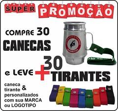 banner caneca + tirantes GRÁTIS 30 unidades (marcosrobertoromagna) Tags: caneca cordões kits pesonalizados