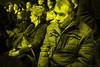 22-008-20170114_FUJ4560 (patrickbatard) Tags: politique présidentielle élection 2017 meeting peuple expression doute incrédule incrédulité ennui jaune noiretblanc