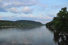 Delaware River (Triborough) Tags: pa pennsylvania buckscounty newhope