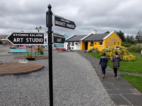 The Spiddal Craft Village, Co. Galway