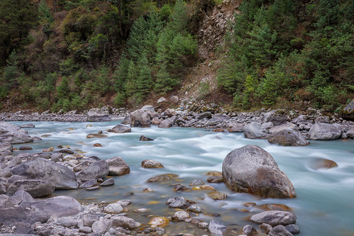 Himalayian Stream of Life