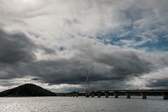 周防大橋ーSuo Bridge (kurumaebi) Tags: yamaguchi 秋穂 fujifilm xt20 nature landscape 山口市 japan 日本 cloud 雲 bridge 橋