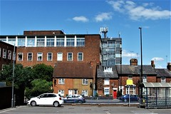 Ancient & Modern (dlanor smada) Tags: aylesbury bucks chilterns buildings architecture oldnew