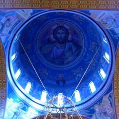 Frohe Pfingsten- Pentecost ( Whitsunday)Greetings (Anke knipst) Tags: griechenland greece kreta crete kirche church orthodox rethymnon viermärtyrer fourmartyrs pfingsten pentecost whitsunday jesus