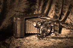 Voigtländer (Pinky0173 (thrun-fotografie.de)) Tags: voigtländer makro macro sepia old thrunfotografiede pinky0173 canon