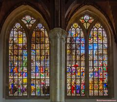 Vidrieras de Oude Kerk (www.jmproducciones.es) (JMProducciones84) Tags: jmproducciones josemanuelpinillos arte monumento amsterdam noordholland paísesbajos vidrieras oudekerk iglesia