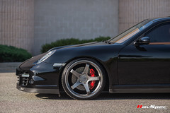 "ADVAN GT - Porsche Turbo - Hyper Racing Black • <a style=""font-size:0.8em;"" href=""http://www.flickr.com/photos/64399356@N08/34479299224/"" target=""_blank"">View on Flickr</a>"