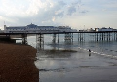 Palace Pier at dawn (Dun.can) Tags: brighton palacepier pier seaside sea sussex morning dawn