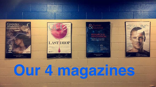 Our 4 magazines