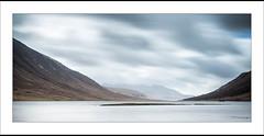 Resonate IX (Frank Hoogeboom) Tags: glencoe schotland uk scotland loch etive highlands water lake longexposure fineart vista scenic landscape seascape panorama panoramic