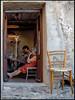 La tessitrice di Gerace (Francesca D'Agostino) Tags: telaio tessitura weaving colori colors gerace calabria fotoamatorigioiesi flickraward