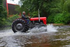 IMG_0421 (Yorkshire Pics) Tags: 1006 10062017 10thjune 10thjune2017 newbyhalltractorfestival ripon marchofthetractors marchofthetractors2017 ford fordcrossing river rivercrossing tractor tractors farmingequipment farmmachinery agriculture yorkshire northyorkshire