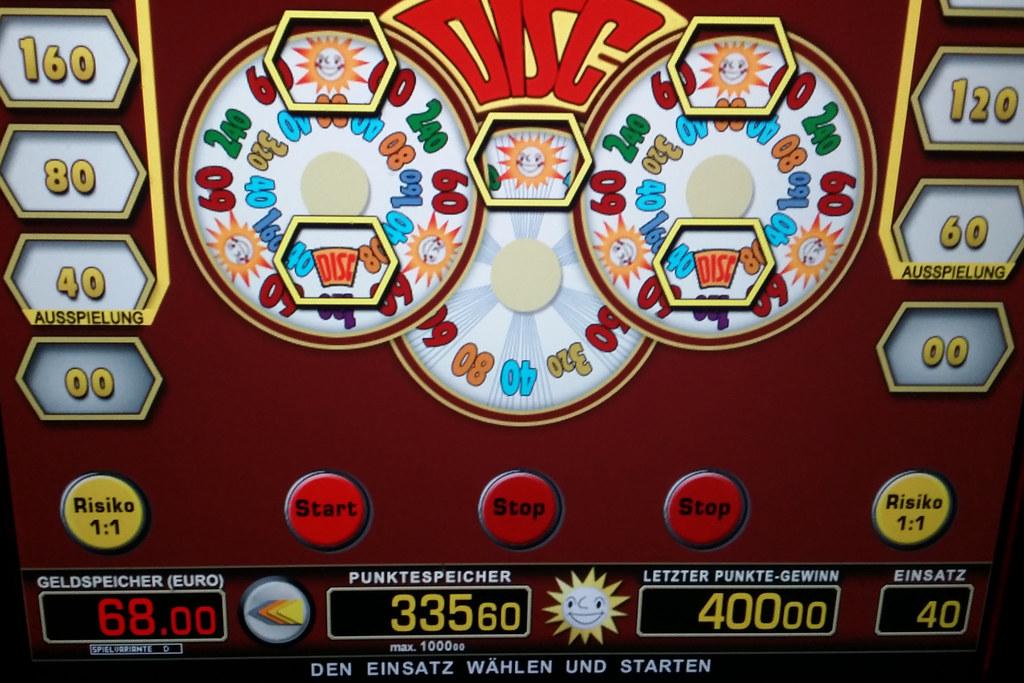 Einsatz Beim Glücksspiel