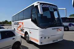 WNZ 4736 (markkirk85) Tags: bridlington bus buses bova gardiners nmc unknown original reg wnz 4736 wnz4736