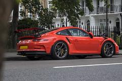 Porsche GT3RS (jonnydouglas95) Tags: ferrari pagani huayra bc huayrabc hypercar arab cars love uk london belgrave square brexit