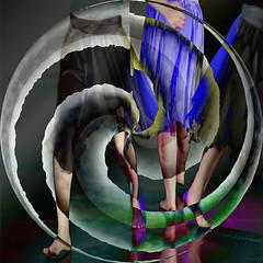 (Cindy en Israel) Tags: pies danza piernas vestidos color blackandwhite blancoynegro edición arte artedigital combinación photoshop diseño