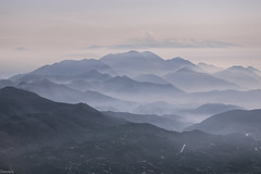 The journey continues (Siminis) Tags: siminis heraklio crete greece mountains mist misty mistymountains mountainsofcrete journey landscape