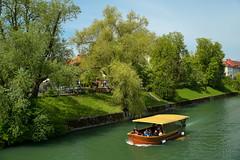 Ljubljana (Jorge Franganillo) Tags: ljubljana slovenia eslovenia liubliana river río ljubljanica