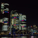 Barangaroo at night