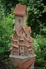 alpine peek (sure2talk) Tags: alpinepeek nikond60 nikkor1855mmf3556afs hilliergardens artinthegarden summer2017 sculpture
